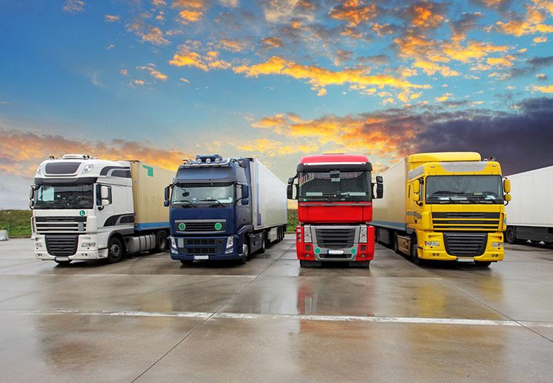 фото наших вантажівок