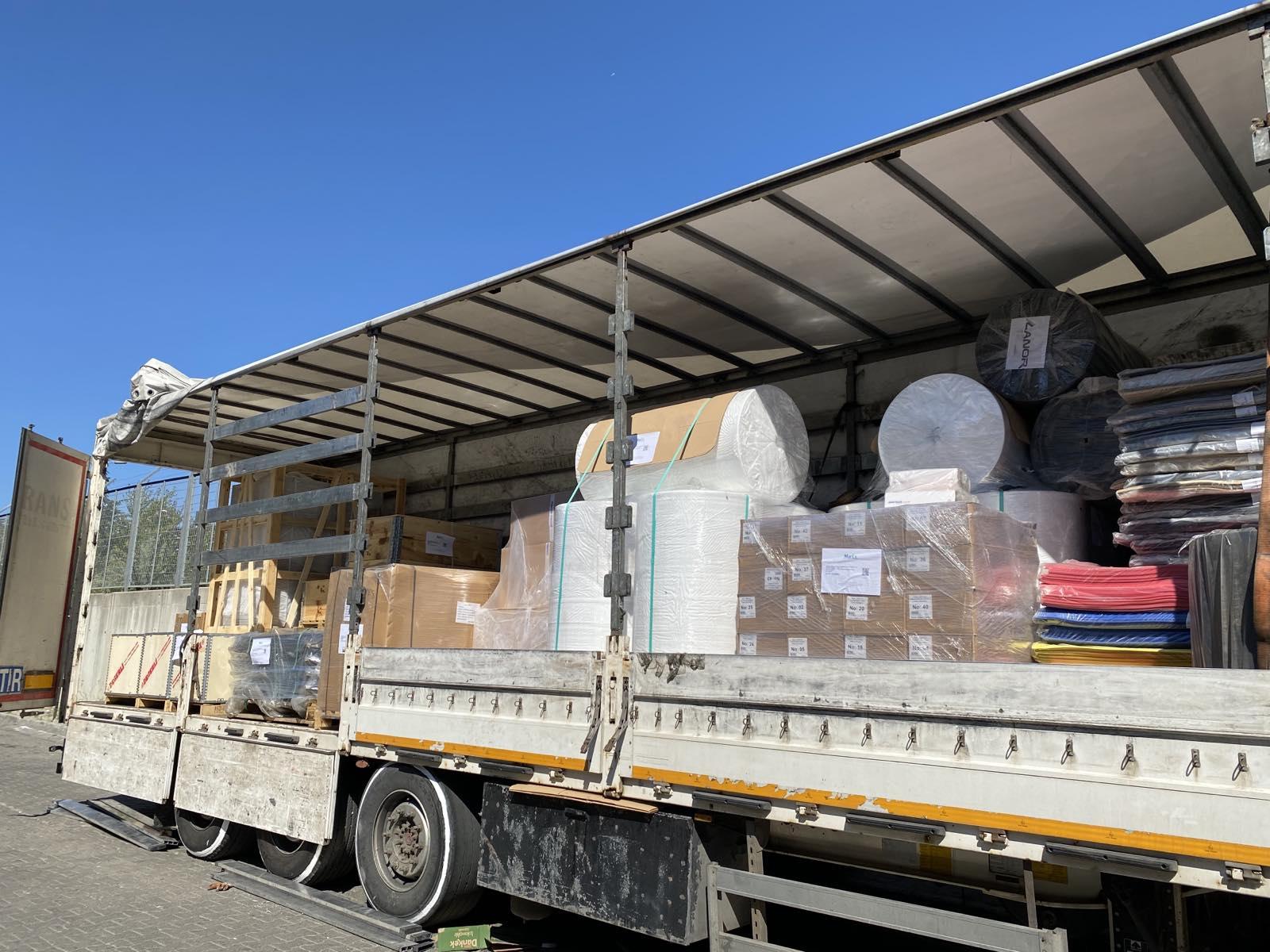 збірні вантажоперевезення